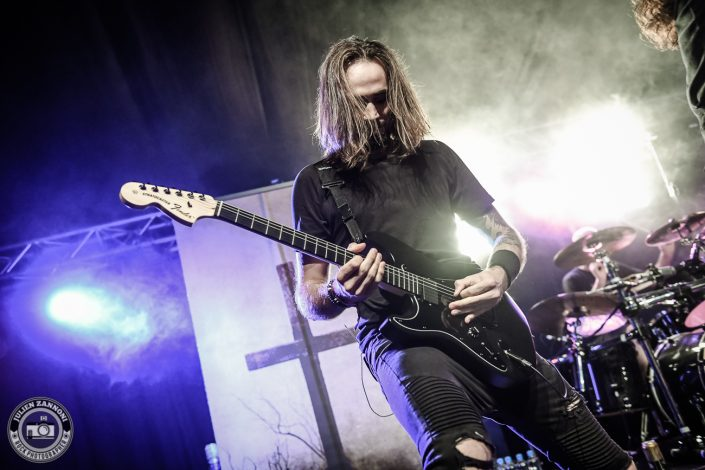 Voice Of Ruin plays at Octopode Festival 2017