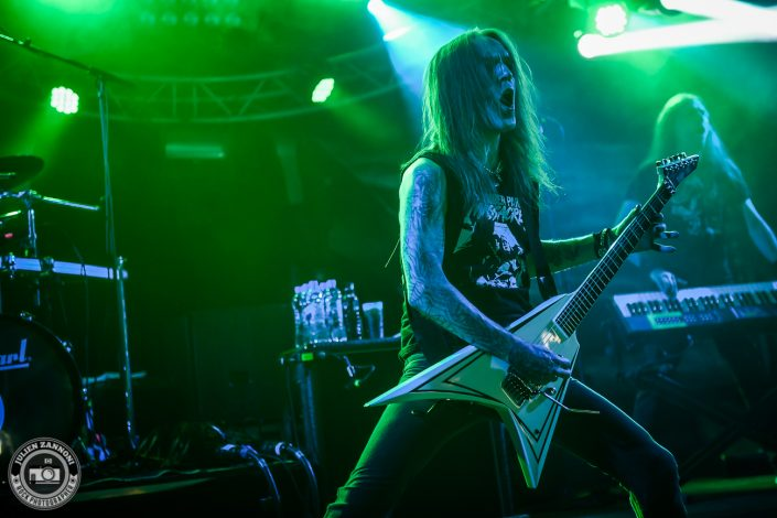 Children of Bodom plays at Octopode Festival 2017