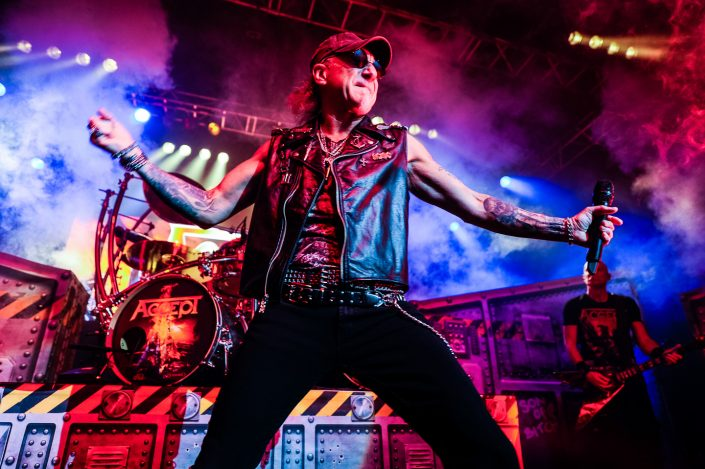 Accept plays in Lyon 2017