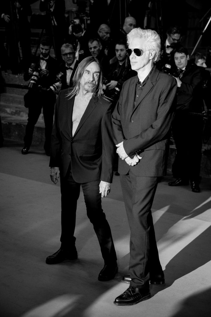 Iggy Pop & Jim Jarmusch