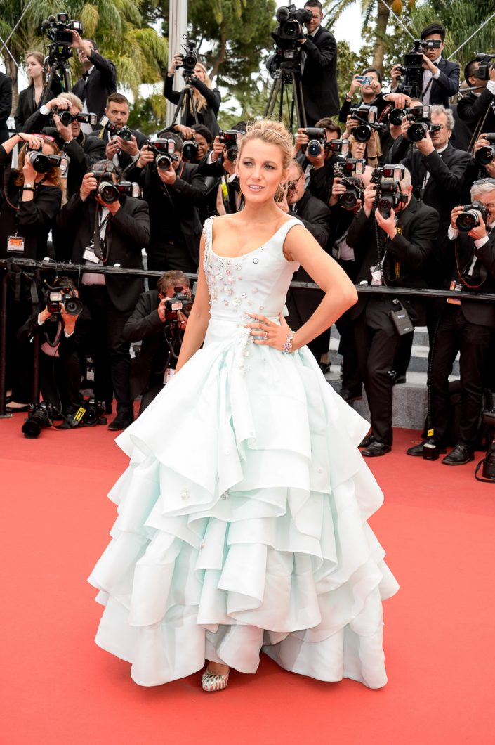 Blake Lively - Cannes