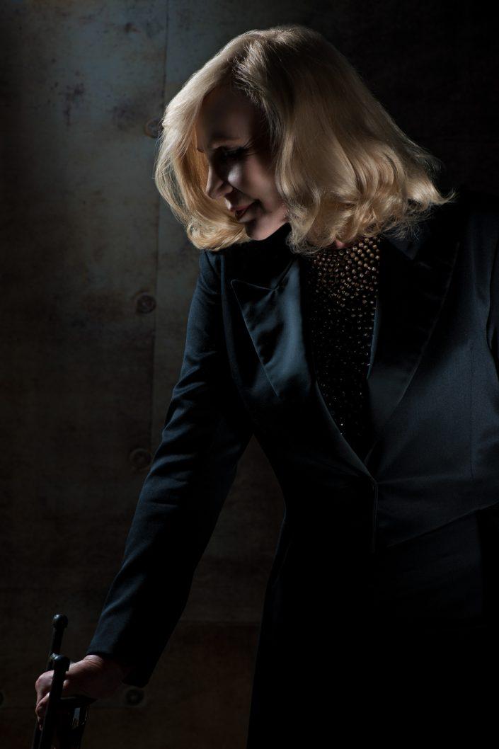 Michèle Torr by Julien ZANNONI