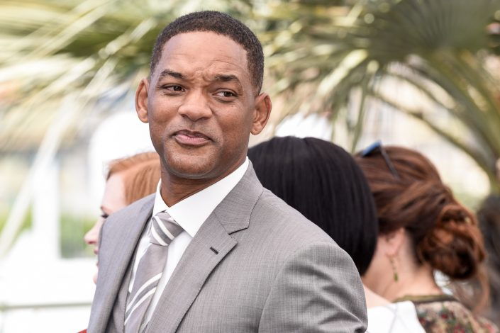 Will Smith - Cannes 2017