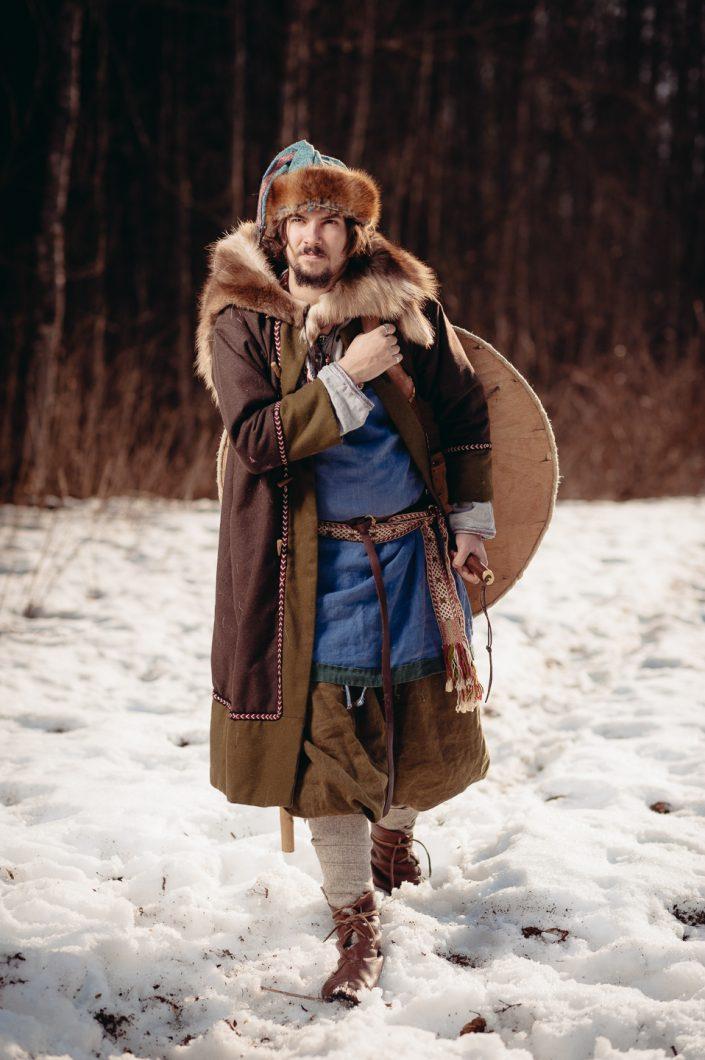Alexis the Viking by Julien ZANNONI