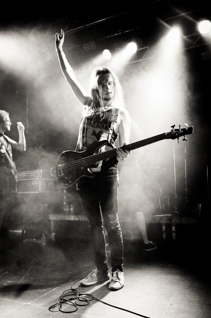 Voice of Ruin plays in Geneva on 2015