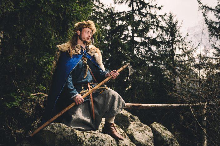Sébastien the viking by Julien ZANNONI