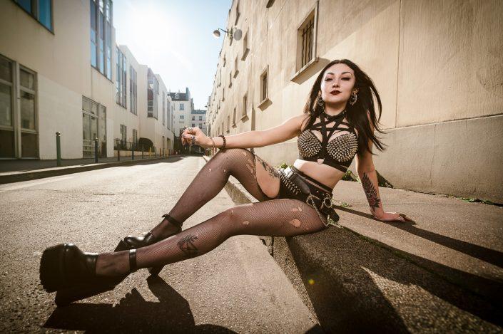 Rock model Seiko Phoenix by Julien ZANNONI