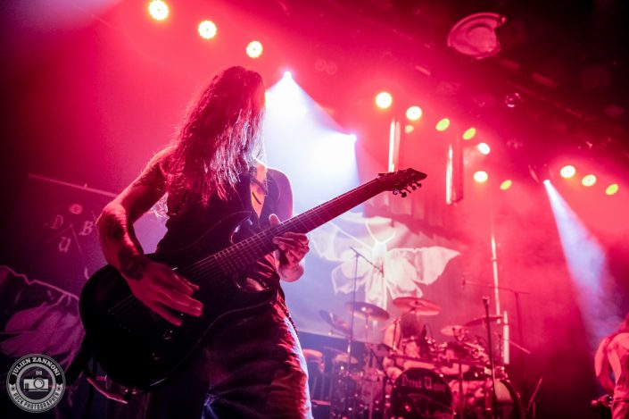 Blackrain plays at the Atelier in Cluses - 2017
