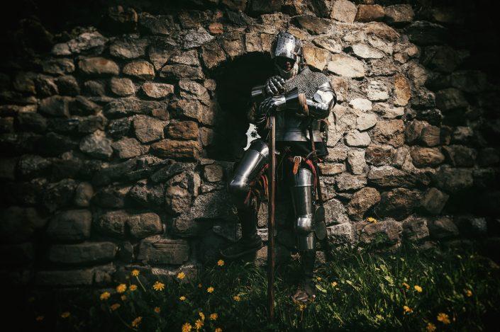 Louis the Knight by Julien ZANNONI