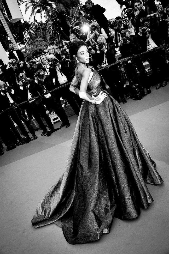 Winnie Harlow - Cannes 2017