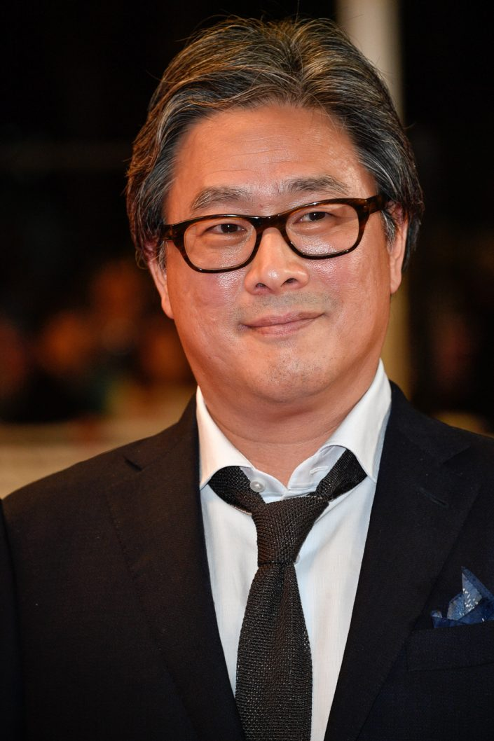 PARK Chan Wook - Cannes 2017