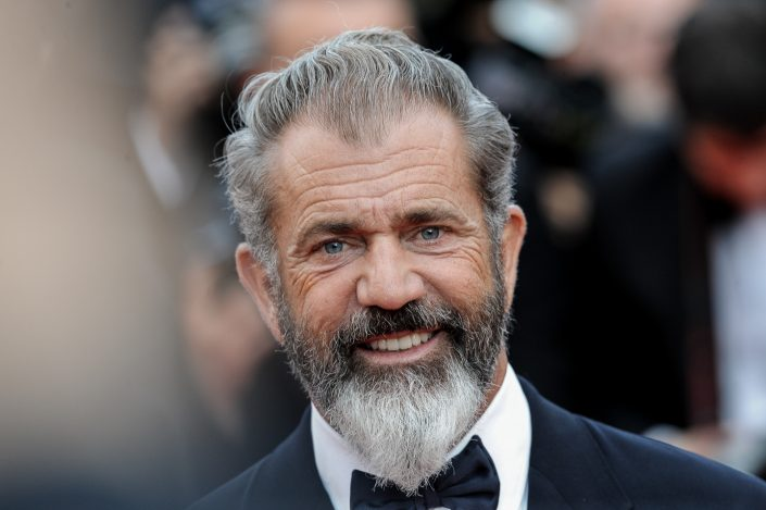 Mel Gibson - Cannes 2014