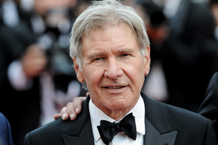 Harrison Ford - Cannes 2014