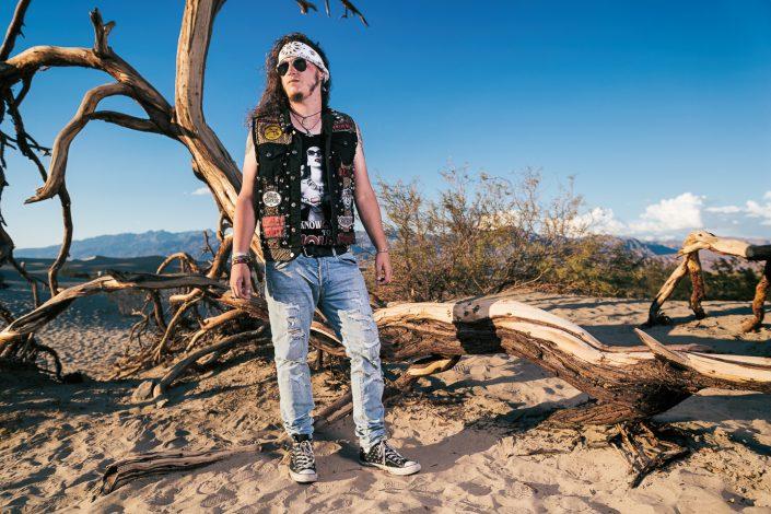 Florian the rocker by Julien ZANNONI