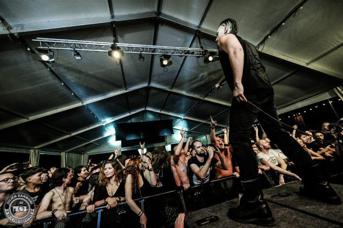 Dagoba plays at Octopode Festival 2017