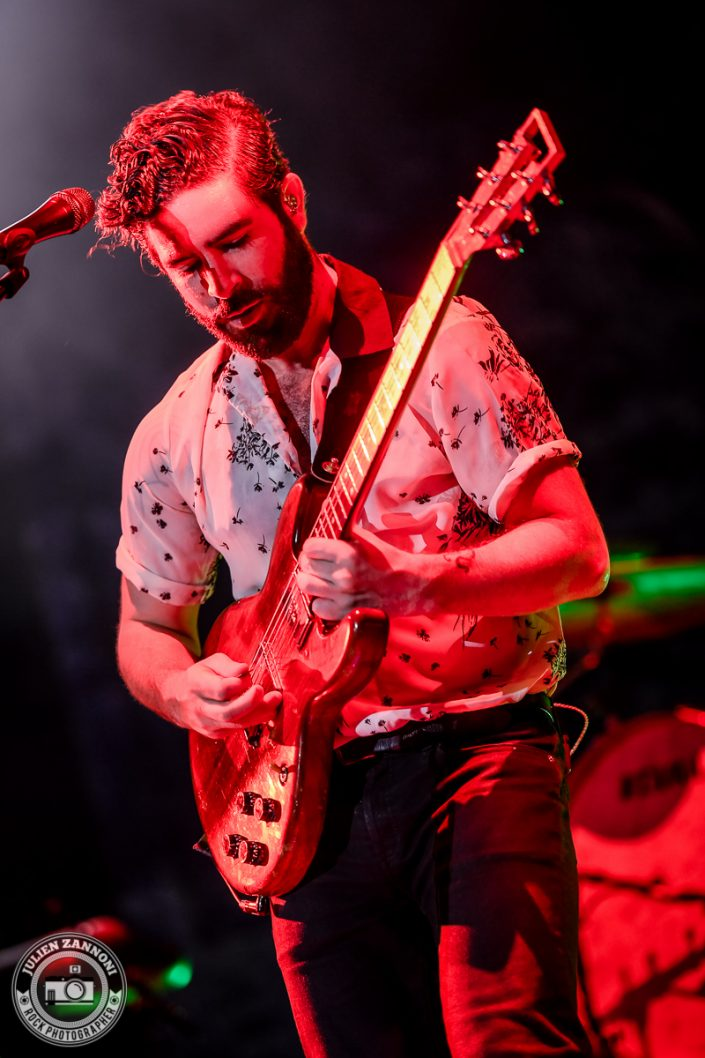 FOALS plays at Paléo Festival 2017
