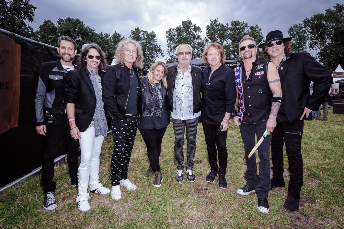 Foreigner at the Wacken Open Air 2016