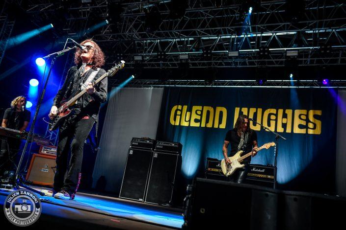 Glenn Hughes plays at Guitare en Scène 2017