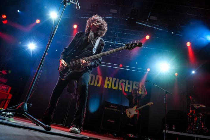 Glenn Hughes play at festival Guitare en Scène 2017
