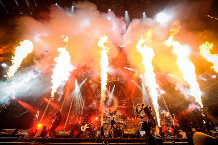 Arch Enemy at the Wacken Open Air 2016