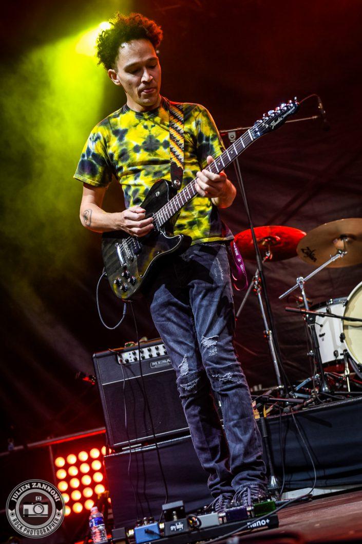 Dumpstaphunk plays at Guitare en Scène 2017