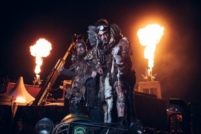 Wasteland Warriors - Wacken Open Air 2017 by Julien ZANNONI