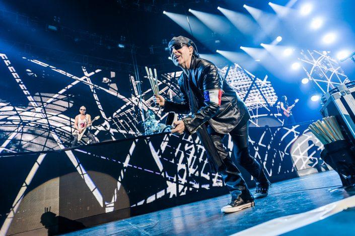 Scorpions plays in Lyon 2015