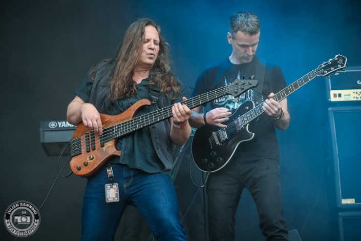 Skyline band plays at Wacken Festival 2017