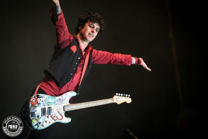 Green Day plays at Greenfield Festival 2017