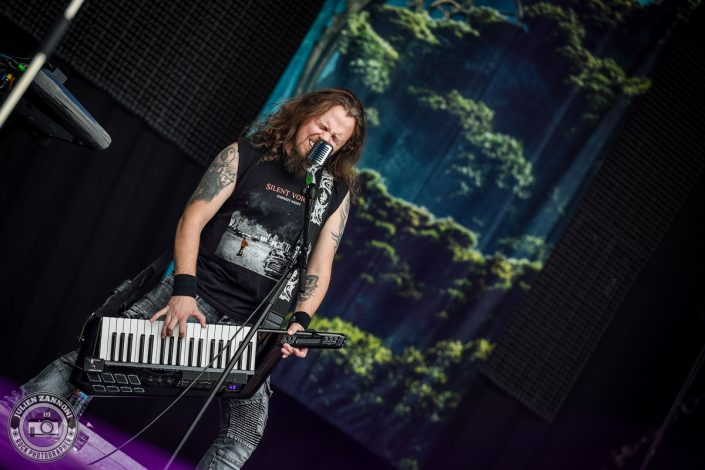 Sonata Arctica plays at Wacken Festival 2017
