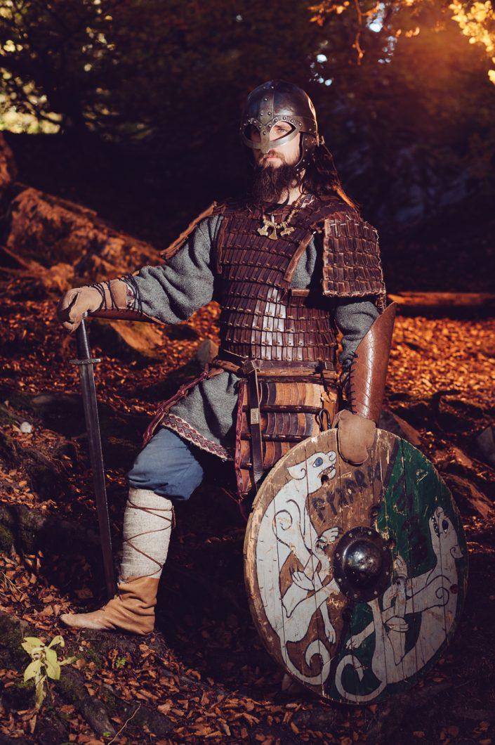 Alexandre the Viking by Julien ZANNONI