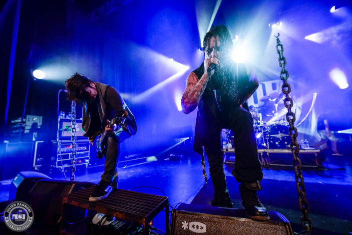 Dagoba plays Annecy in 2017