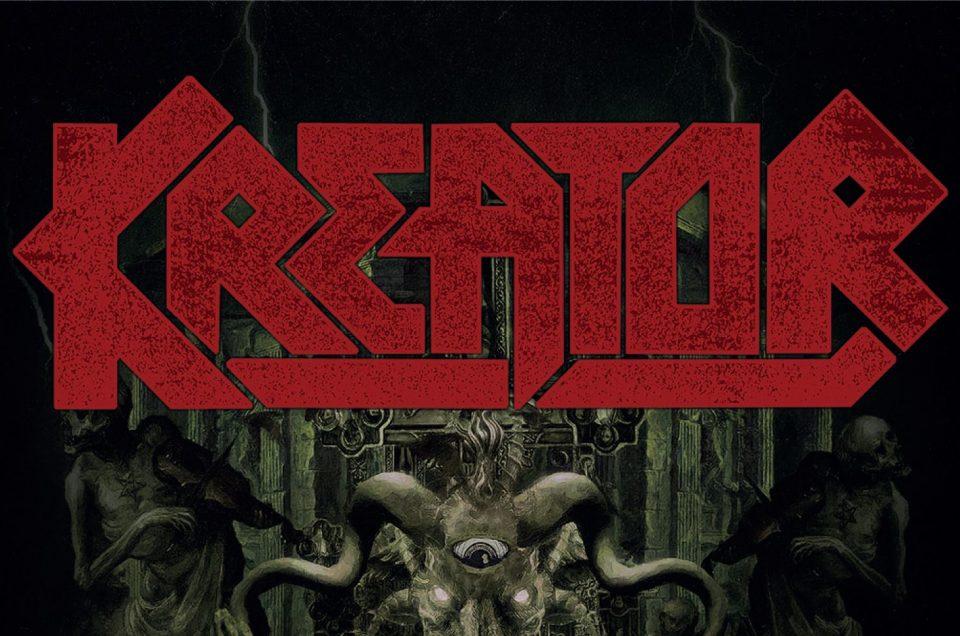 Kreator Lyon 2018