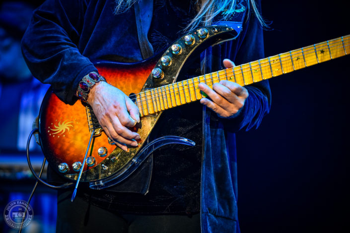 Uli Jon Roth plays at the Guitare en Scène Festival 2018
