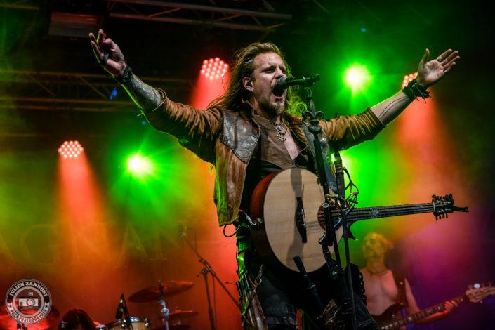 Dartagnan plays at the Wacken Open Air 2018