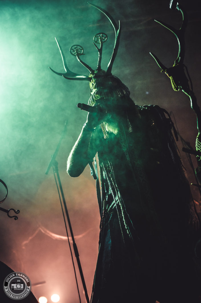 Heilung plays at the Wacken Open Air 2018