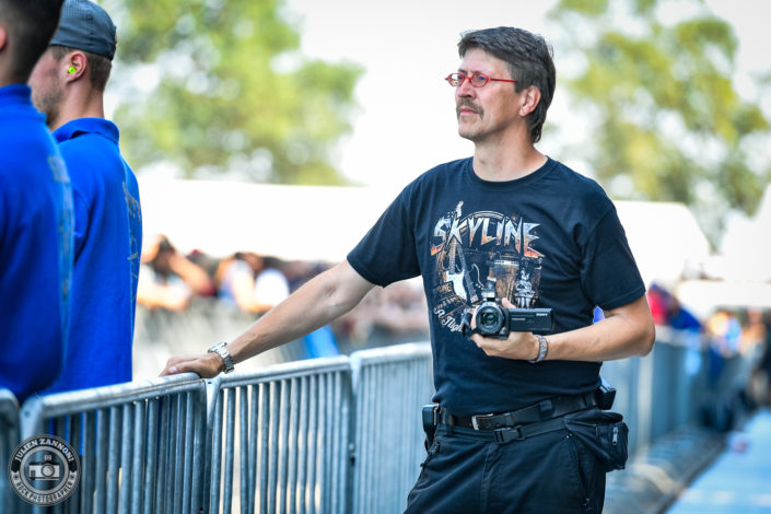 Harry Metal at the Wacken Open Air 2018