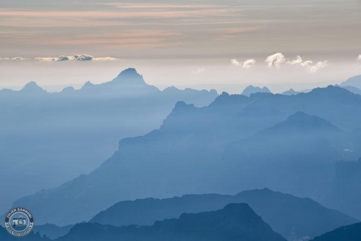 Haute Savoie mountains