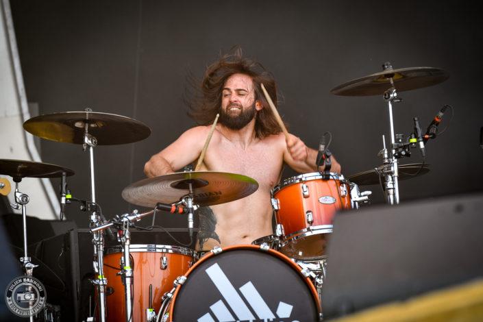 Ugly Kid Joe sur la scène du festival Musilac