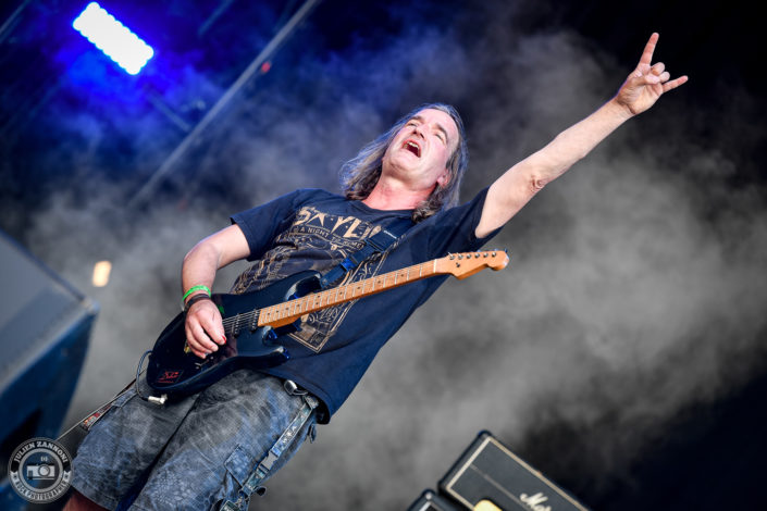 Skyline (the Wacken Band) au Wacken 2019