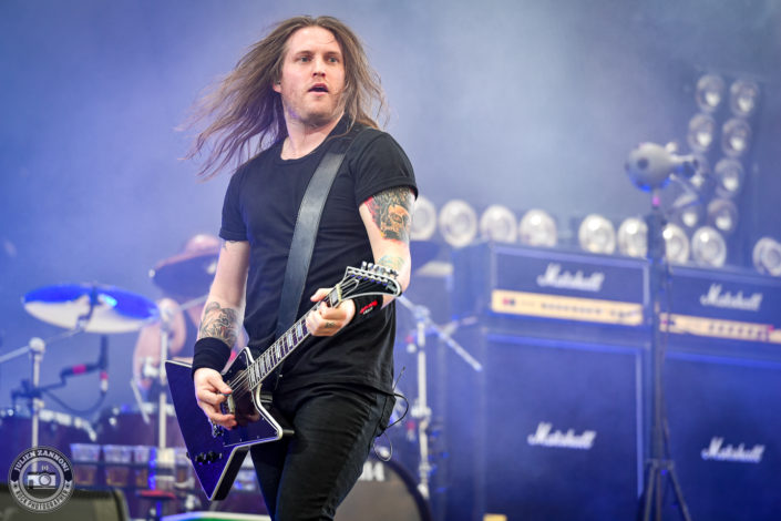 Airbourne at Wacken 2019