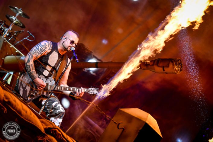 Sabaton at Wacken Open Air 2019