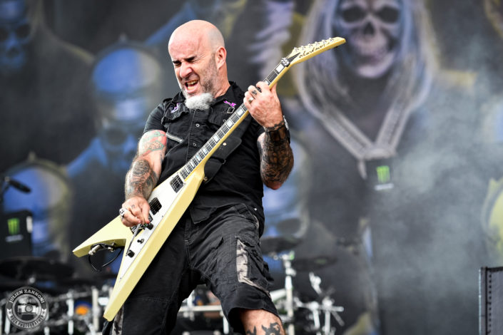 Anthrax at Wacken 2019