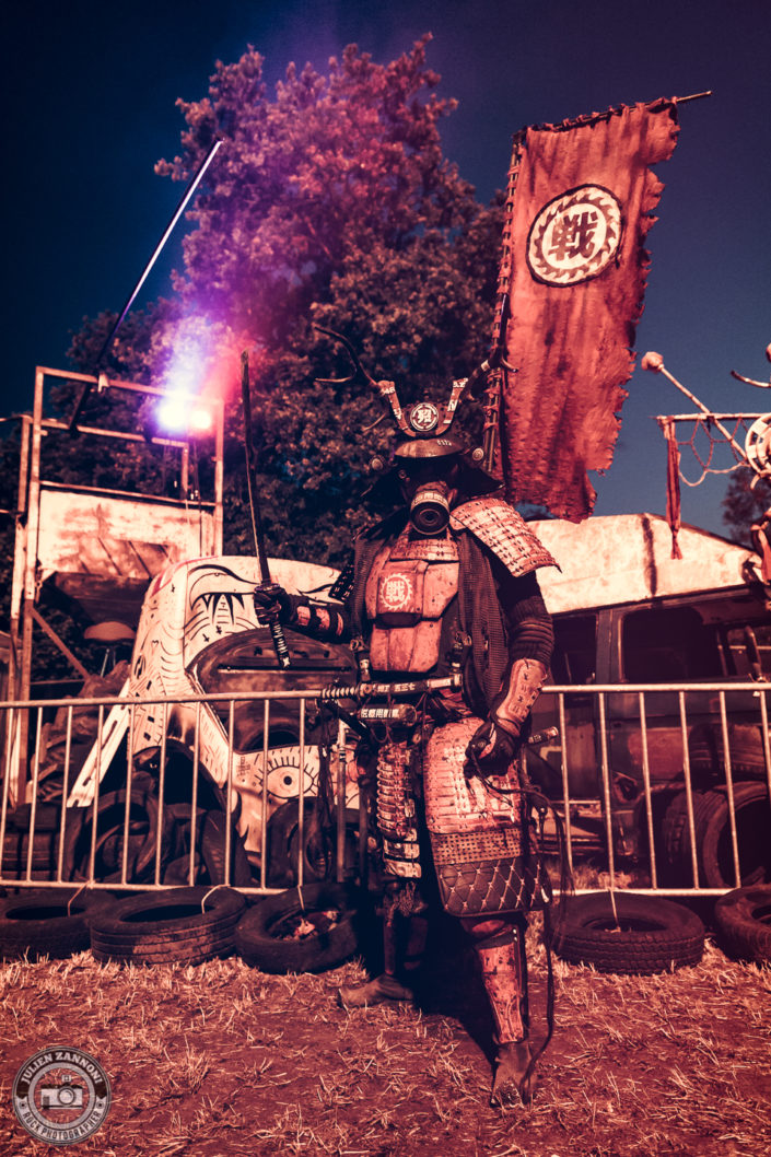 Wasteland Warriors at Wacken 2019